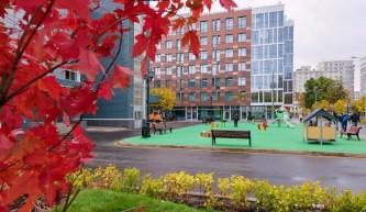 Собянин: Новый корпус Морозовской больницы начал принимать пациентов