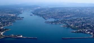 Путин одобрил идею строительства транспортной магистрали через Севастопольскую бухту
