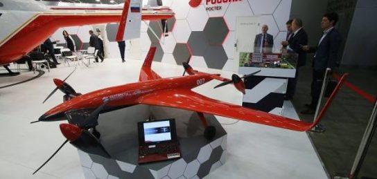 В России создан уникальный беспилотный вертолет