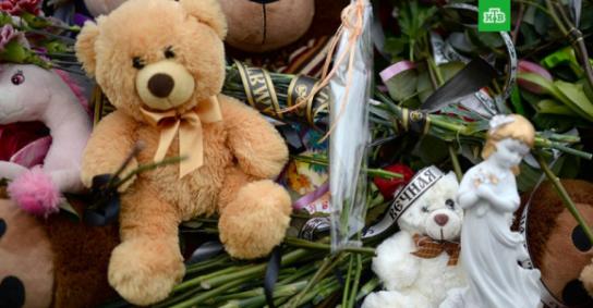 В Москве и Кемерово возникли стихийные мемориалы памяти погибших в «Зимней вишне»