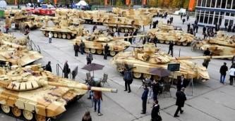 Россия прочно удерживает второе место на мировом рынке вооружений