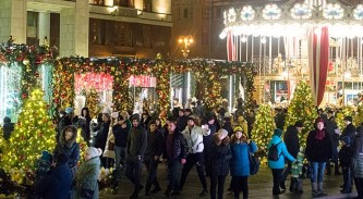 «Путешествие в Рождество» продлится до 14 января