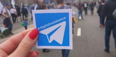 На митинг против блокировки Telegram вышли подростки и псевдооппозиция