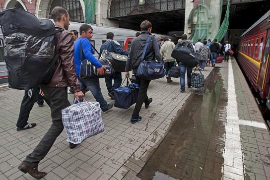 70% украинских гастарбайтеров исчезают после въезда в Польшу