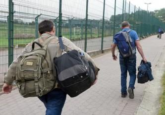 Украинские гастарбайтеры спешно покидают Европу
