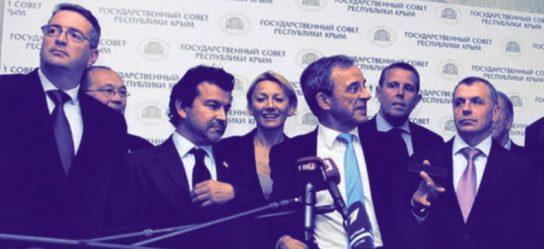 Делегация немецких депутатов в Крыму — это эмиссары здравого смысла