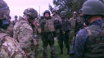 На Украину прибыла новая партия американских инструкторов