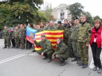 Мадрид поступает с Каталонией, как Киев с Донбассом