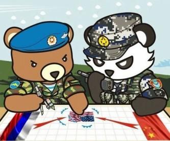 НАТО снова в панике: Начались российско-китайские военно-морские учения