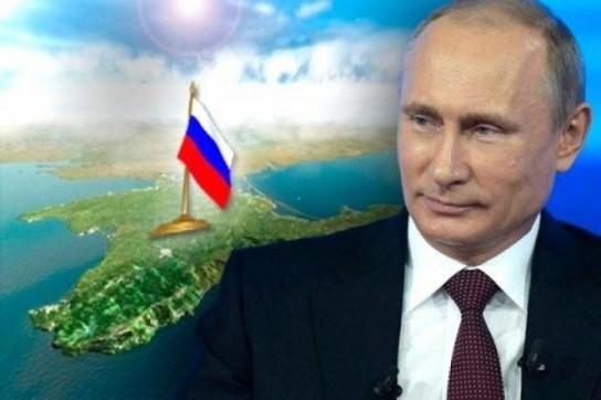 Крым отдал более 90% голосов Владимиру Путину
