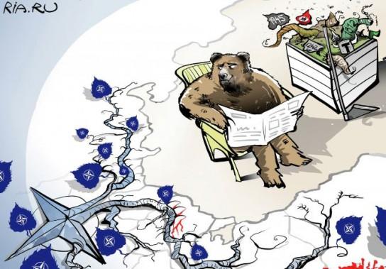 НАТО не смогла обнаружить «российскую агрессию» в Прибалтике