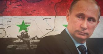 Путин возродил «сирийский проект» Екатерины II