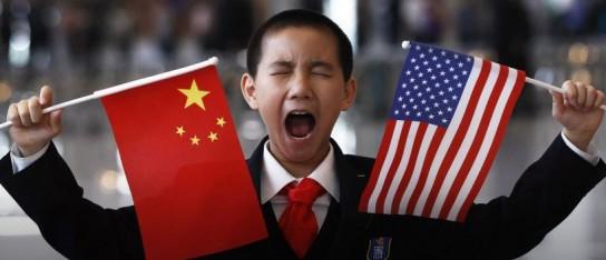 Пекин обвинил Вашингтон в посягательстве на суверенитет Китая
