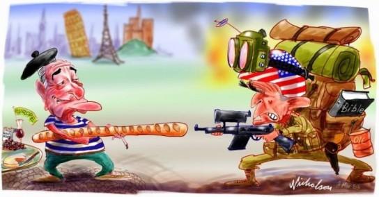 Евросоюз готовит для США ответный «тройной удар»