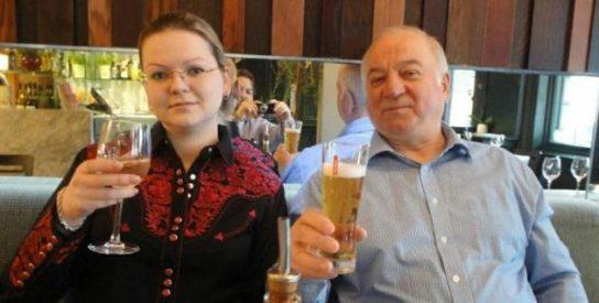 Скотланд-Ярд не видит «русского следа» в деле Скрипалей