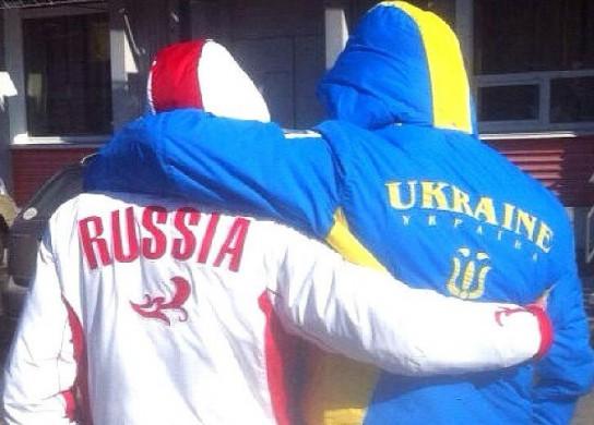 Украинцы связывают свое будущее с Россией