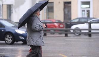 В Москве ожидается дождь и ветер с порывами до 18 метров в секунду