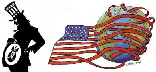 Жажда наживы заставляет США вмешиваться в дела других государств