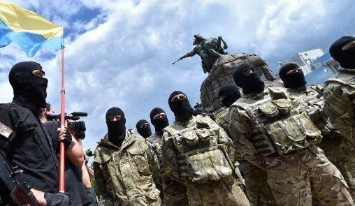 Новой элитой Украины станут боевики АТО
