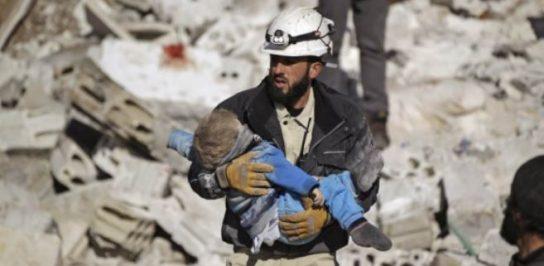 США используют фейки «Белых касок» для новых ударов по Сирии