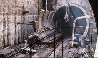 Шестиметровая «Ольга» построит 1,2 километра тоннеля до станции «Нижегородская улица»