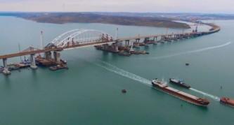 Украине посоветовали даже не думать о нападении на Крымский мост