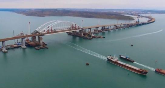 Украина не сможет блокировать Крымский мост