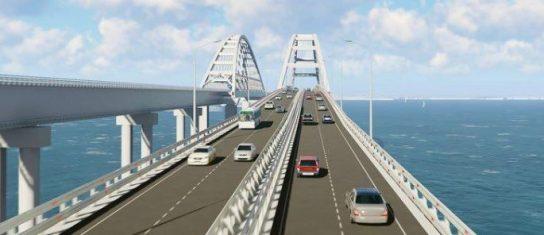 Крымский мост бьет рекорды автомобильного трафика