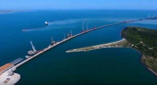 Крымский мост будет введен в эксплуатацию раньше срока