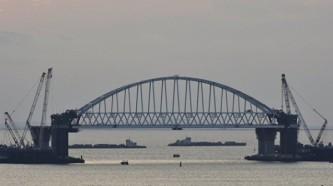 Керченский мост будут охранять новейшие гидроакустические системы