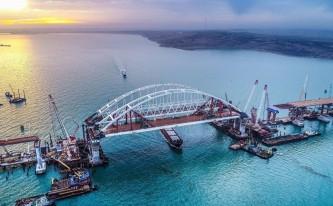 Россия не выбрали название для моста в Крым