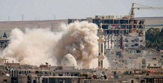 Курды нанесли ракетный удар по турецким городам