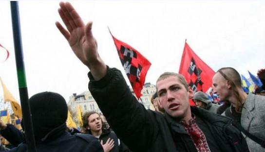 Неонацисты обещают сорвать выборы президента РФ на территории Украины