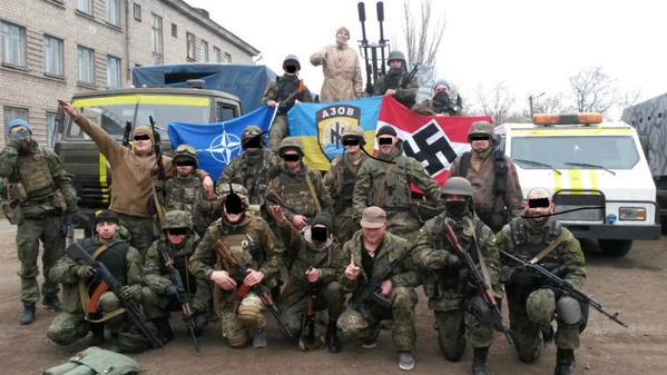 Запад поощряет украинский нацизм ради борьбы с Россией