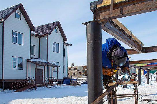 Виктор Бочкарев: в пяти сёлах Чукотки появятся новые дома