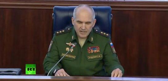 Минобороны РФ назвало ракетный удар Запада по Сирии крайне неэффективным