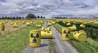 Украина превращается в свалку американских ядерных отходов