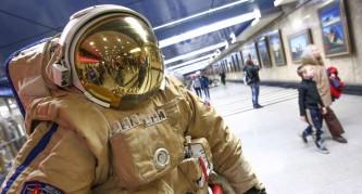 Мобильный планетарий откроется на станции метро «Выставочная»