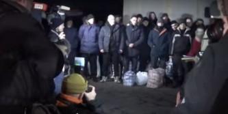 Не смотря на козни Киева, обмен пленными состоялся
