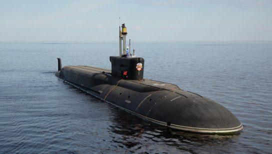 Российские подводные лодки изрядно попортили нервы США