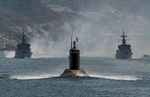 Черноморский флот вооружат «Калибрами»