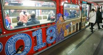 Собянин: Метро и МЦК будут работать всю новогоднюю ночь