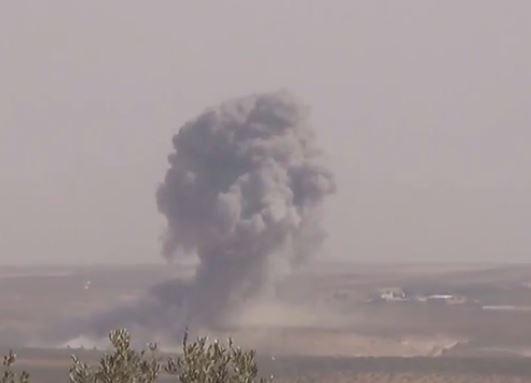 США свалили вину за последний ракетный удар по Сирии на Израиль