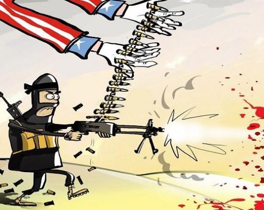 Захарова: Запад «по уши вляпался» в ракетный удар по Сирии