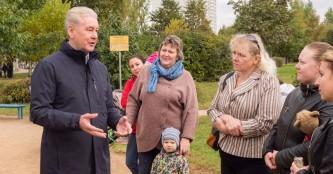 Собянин: В Южном Бутове появится свой Парк Горького