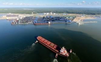 Морские порты России оставили Прибалтику без работы