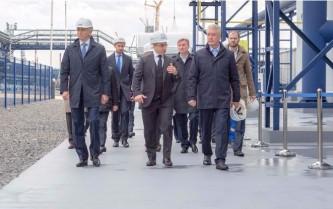 Собянин: Московский НПЗ реализовал крупнейший экологический проект «Биосфера»