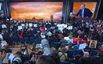 Путин объяснил рост экономики России и высказал свое отношение к экологии