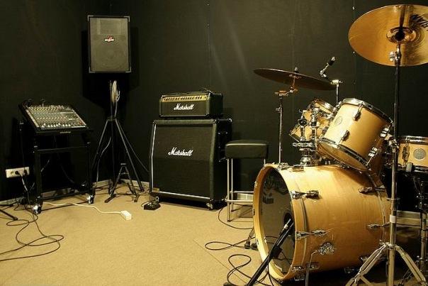 Лучшие репетиционные базы для музыкантов