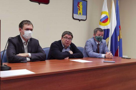 Штаб по подготовке города к осенне-зимнему периоду прошел в Администрации Анадыря